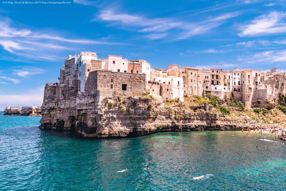 ImaginApulia | Cala Monachile in Polignano a Mare