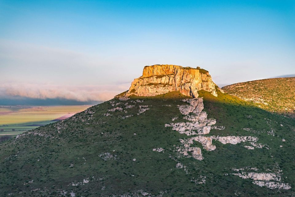 Rocca del Garagnone, Alta Murgia National Park