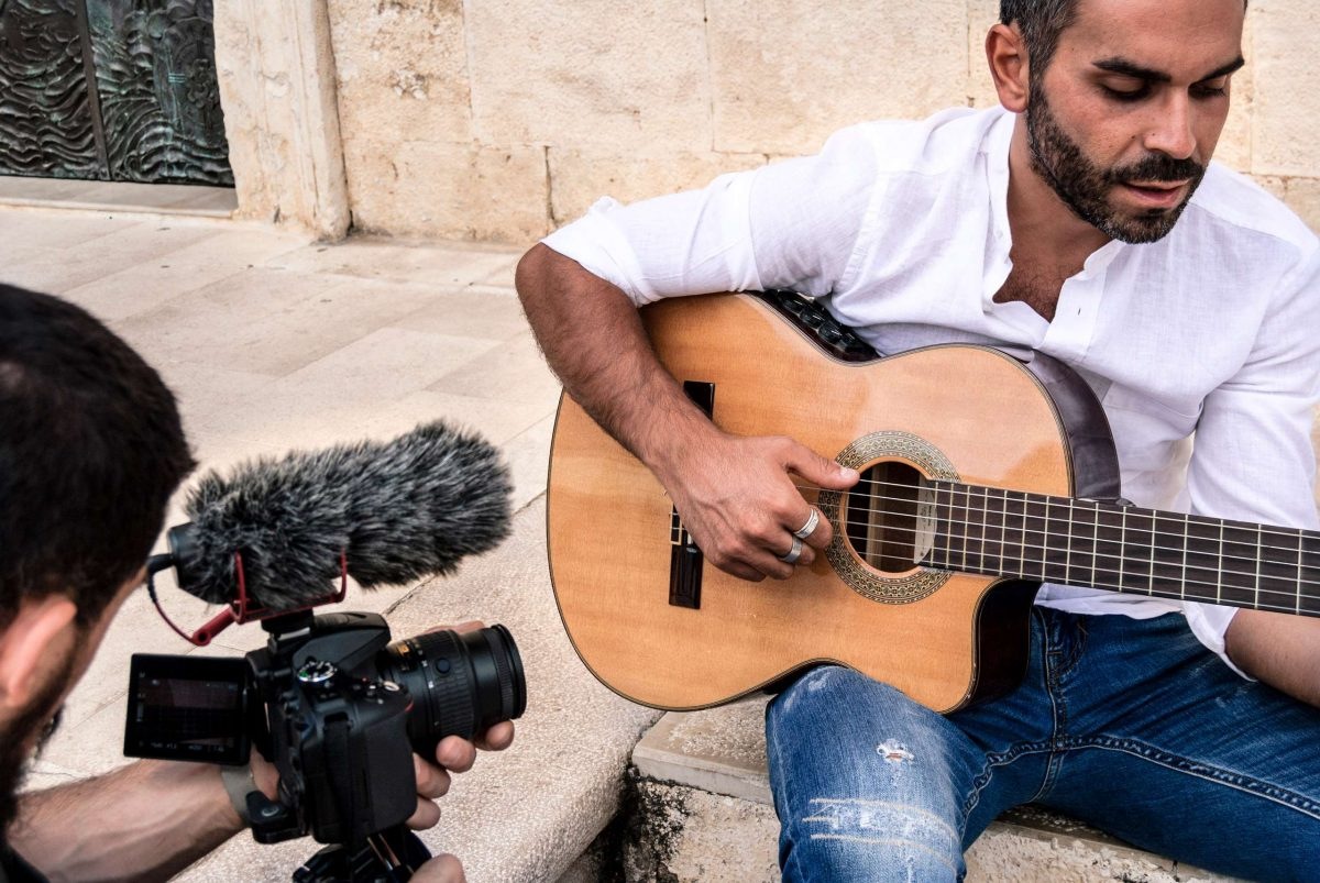 Pietro Verna | Songwriter in Puglia