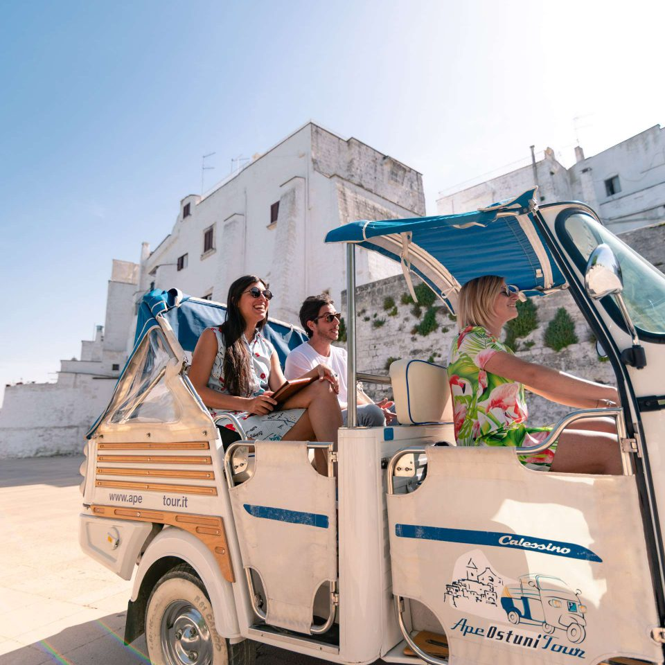 Roots Tourism | Raiz Italiana ride on the Calessino, Ostuni