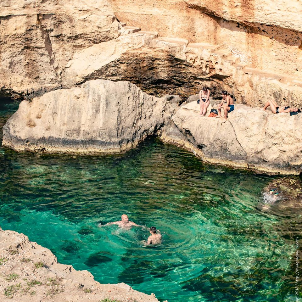 The Poetry Cave | Grotta della Poesia | Salento | Puglia