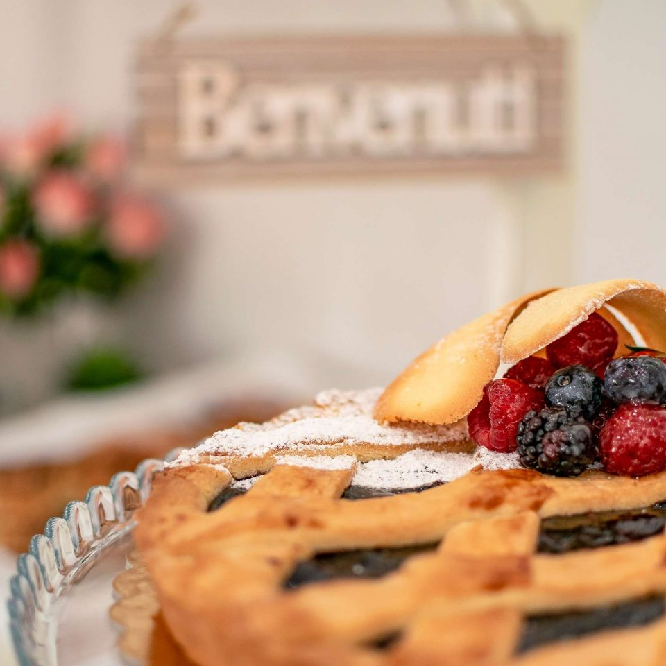 Typical breakfast at the family friendly B&B Casa di Anita | Salento