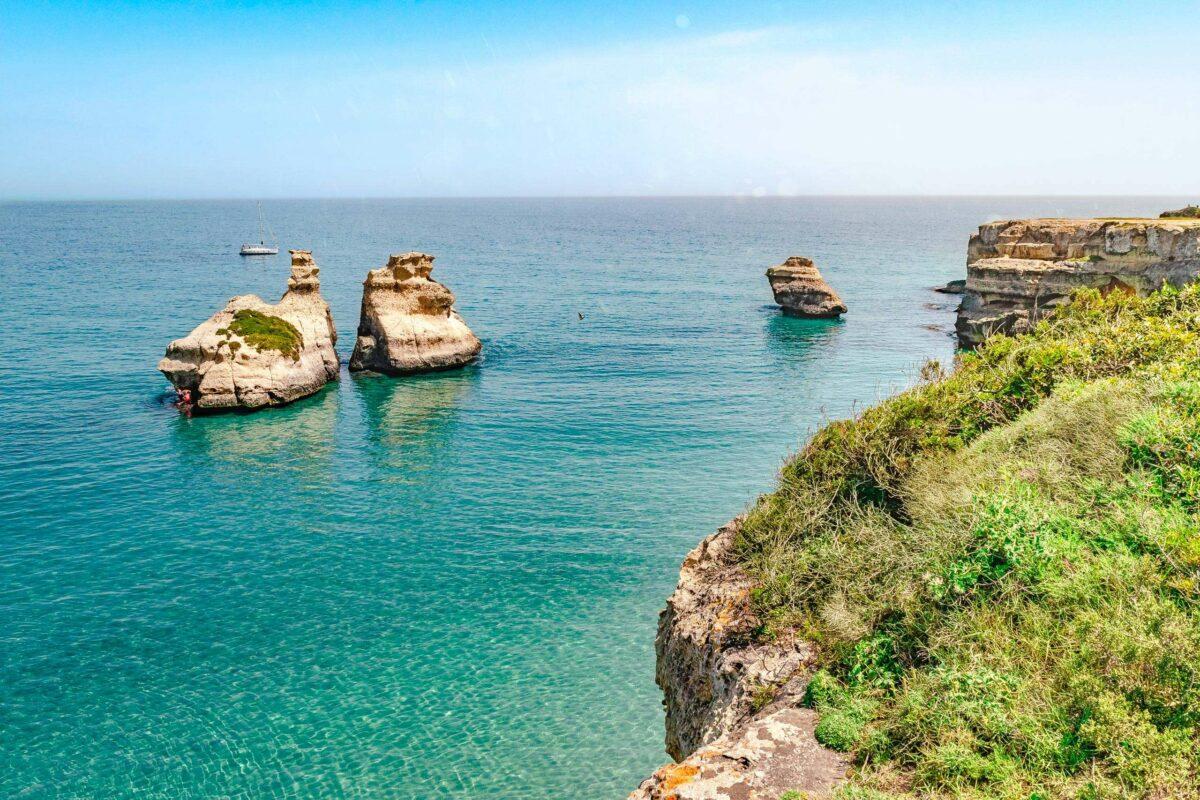Two Sisters Beach - Spiaggia delle Due Sorelle | Torre dell'Orso | Lecce | Salento | Puglia
