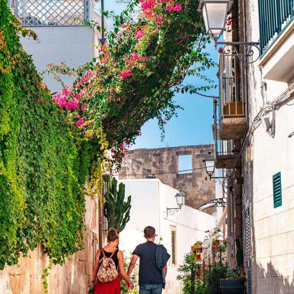 A romantic walk at Polignano a Mare | Cala Monachile | Puglia