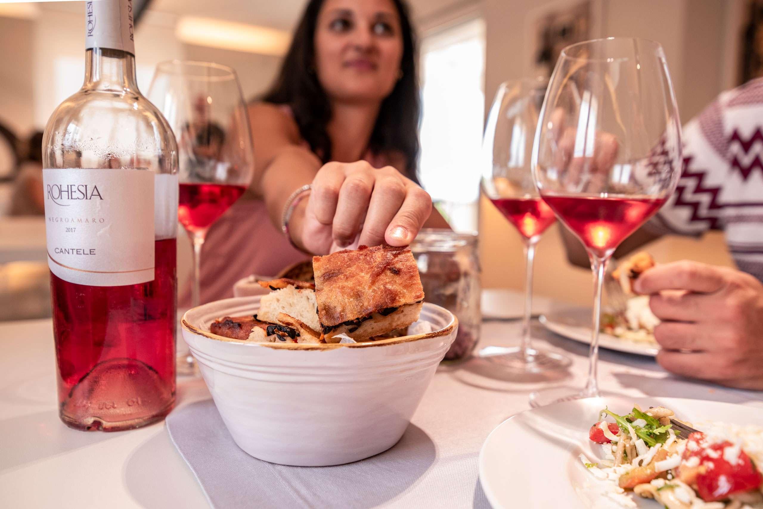 Food and wine experiences at the B&B in Puglia Corte dei Furesi | Salento