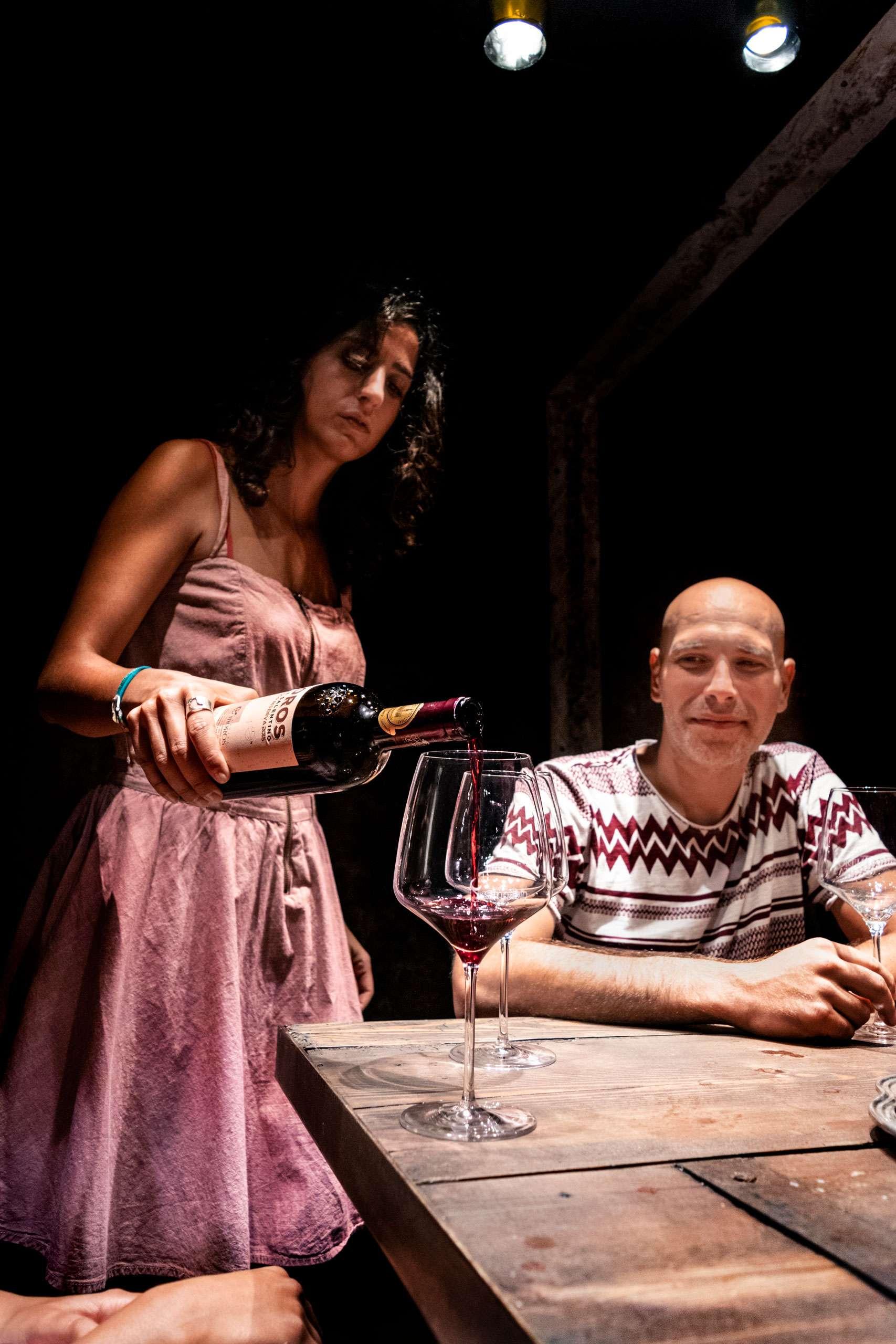 Partner winey with the B&B in Puglia Corte dei Furesi | Salento