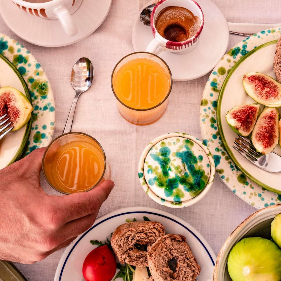Tasty breakfast at the B&B in Puglia Corte dei Furesi | Salento