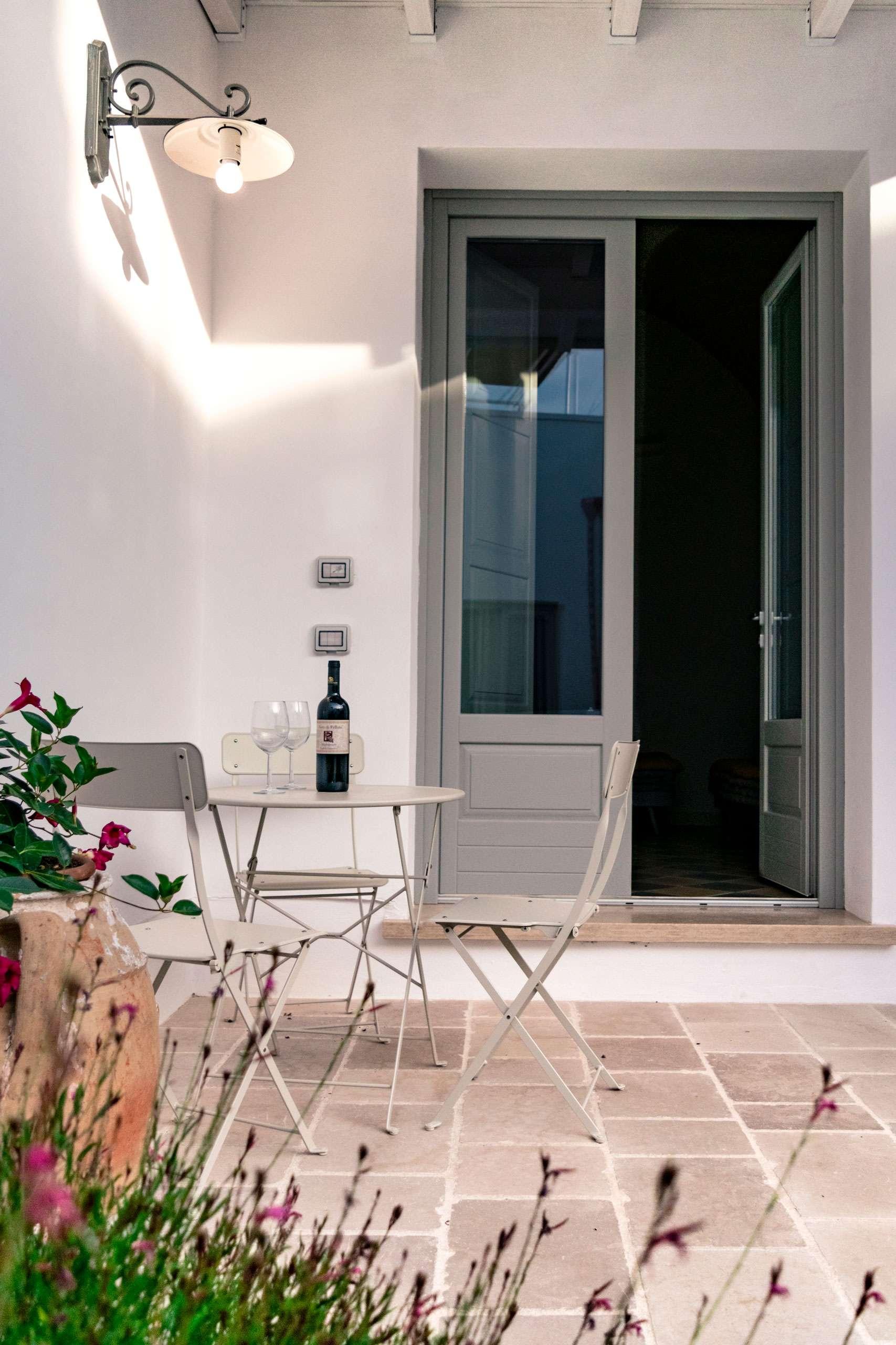 Wine experiences at the B&B in Puglia Corte dei Furesi | Salento