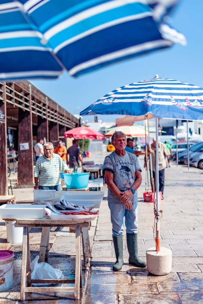 Street food in Puglia: eating around