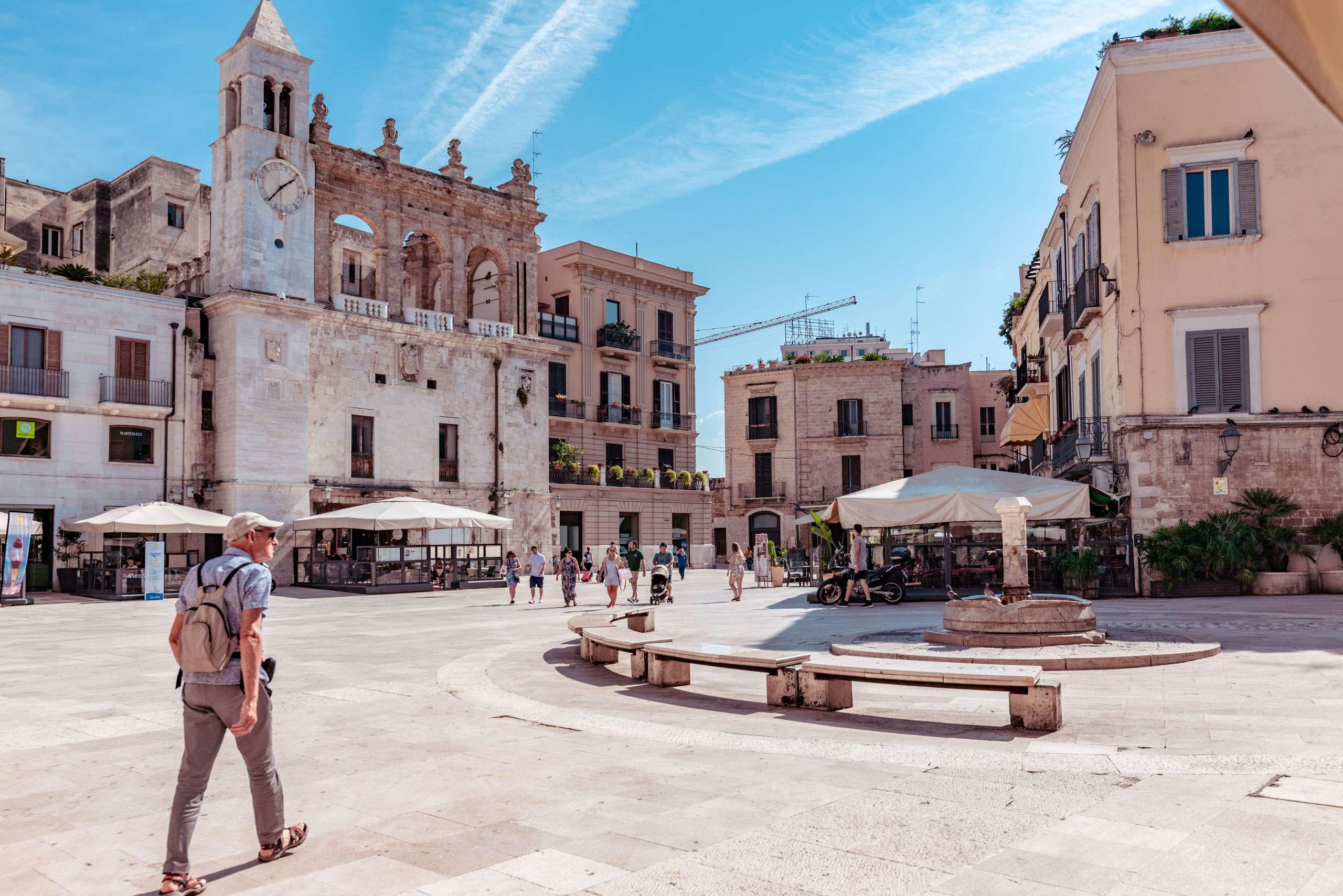 Bari city one day tour
