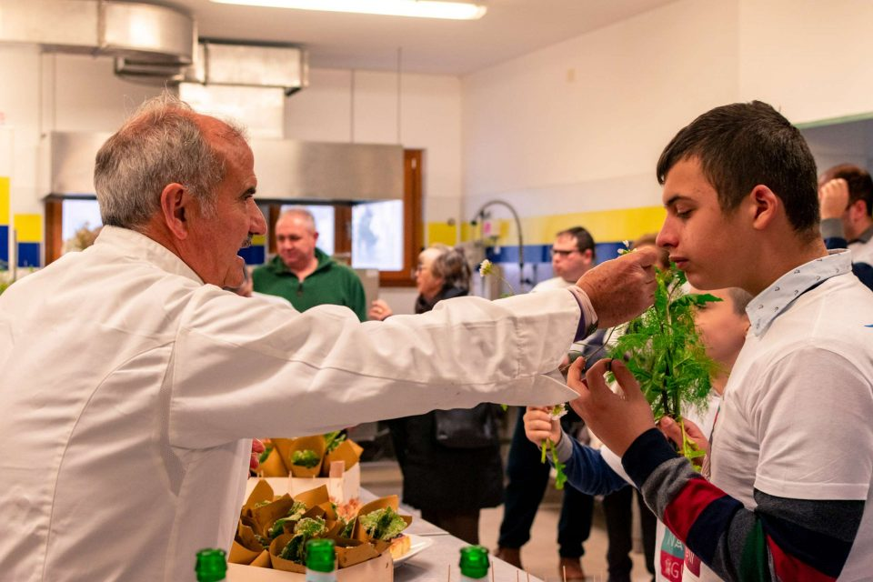 Disabled friendly food experiences with Peppe Zullo and Puglia senza ostacoli.
