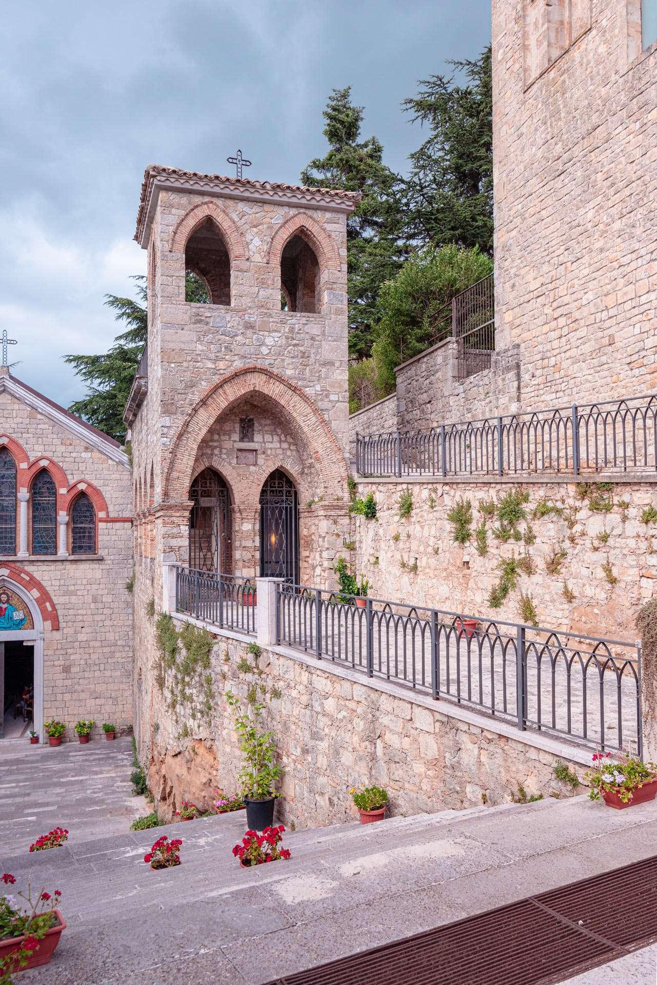 San Michele curch in Orsara di Puglia